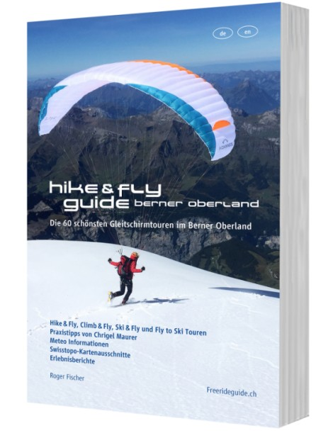 Hike and Fly Berner Oberland